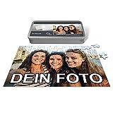 PhotoFancy® - Puzzle mit eigenem Foto bedrucken lassen (96 Teile (A4))