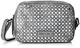 Gerry Weber Highlight II Shoulder Bag H, S 4080003563 Damen Schultertaschen 20x6x15 cm (B x H x T), Grau (dark grey 802)