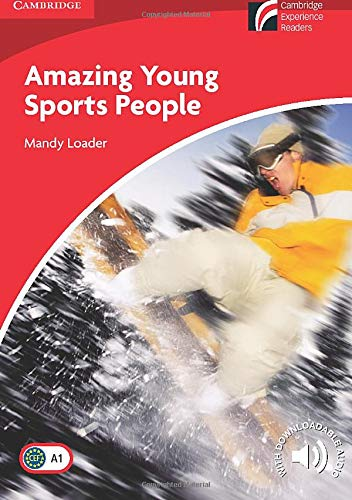 CDR1: Amazing Young Sports People Level 1 Beginner/Elementary (Cambridge Discovery Readers)
