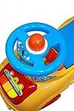Voiture porteur disponible en 10 modèles différents - Un porteur pour s'assoir Porteur pour apprendre à marcher Véhicule pour enfants excellent et bon marché, Modèle:Yellow Piano
