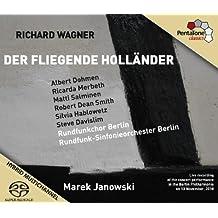 Wagner: El Holandes Errante / Salminen, Merbeth, Smith, Davislim, Orq. Y Coro De La Radio De Berlin - Janowski