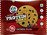 #6: HYP Protein Cookies - Oatmeal Raisin (Pack of 6)
