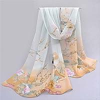 HJHET Sommer Schals Schal Frauen dünne Schals Schal gaze Schal dual - Koreanische Version von 160 * 50 cm verwenden