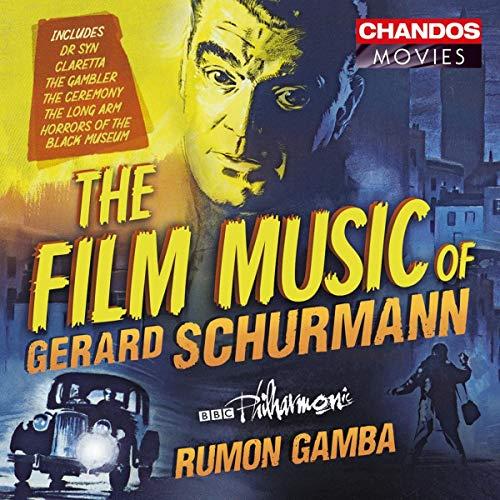 The Film Music of Gerard Schurmann (Filmes)