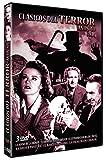Pack Clásicos del Terror Años 40 Vol. 1: La Mano de la Momia + El Murciélago Diabólico + El Extraño Caso del Dr. Jekyll + La Mujer Pantera + El Barco Fantasma + La Escalera de Caracol [DVD]