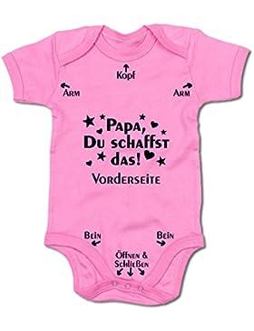 G-graphics Baby Body Papa, Du Schaffst Das! 250.0210