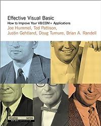 Effective Visual Basic: How to Improve Your VB/COM+ Applications (DevelopMentor)