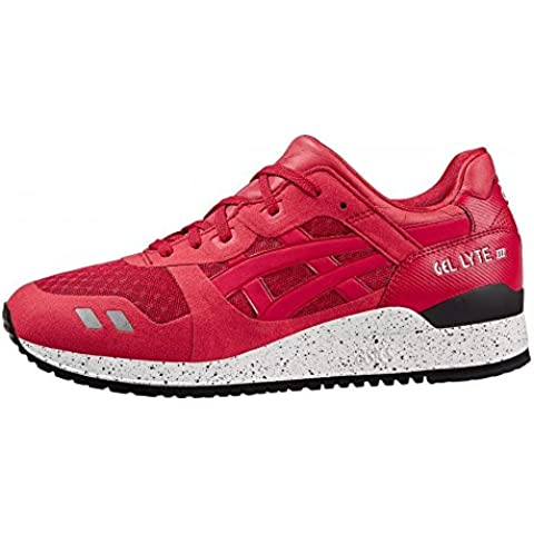 Asics Gel Lyte III NS Red / Red