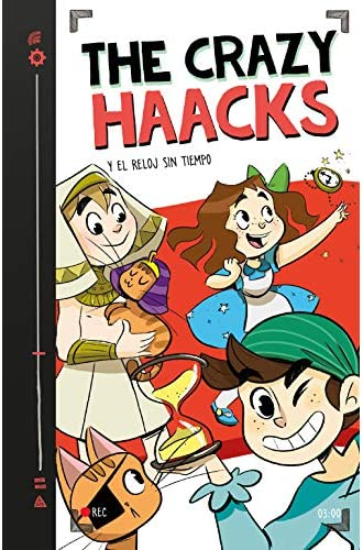 Descargar gratis The Crazy Haacks y el reloj sin tiempo de THE CRAZY HAACKS