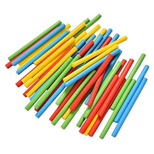Atommy 1PcsJuegos digitales stick sabiduría palo niños números aritméticos juguetes de educación temprana