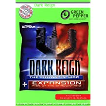 Dark Reign: The Future of War + Rise of the Shadowhand [Green Pepper]