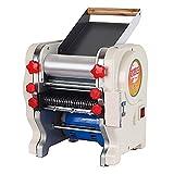 GOLDENWALL Commercial Multifunction Electric Pasta Making Machine Dough Press Maker Noodle Rolling Machine Chinese Dumplings Wonton Maker 220V CE Certificate