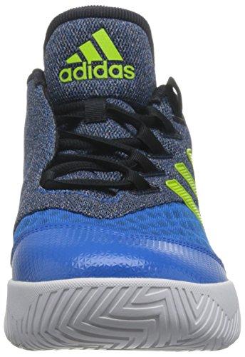Adidas Crazylight 2.5 Active, Schwarz / sesosl / shoblu BLACK/SESOSL/SHOBLU