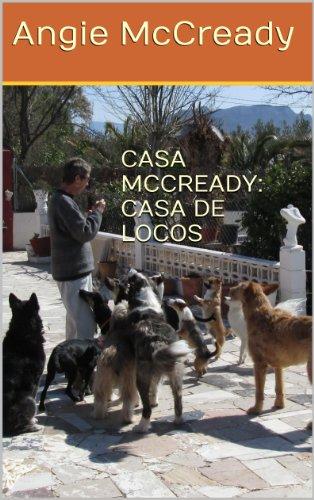 Portada del libro CASA MCCREADY:CASADE LOCOS