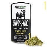 Feedgreen - Daily Detox stabilisiert die Abwehrkräfte stärkt geschwächte Hunde
