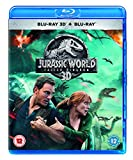 Jurassic World: Fallen Kingdom [3D Blu-ray + Blu-ray] [2018] [Region Free]