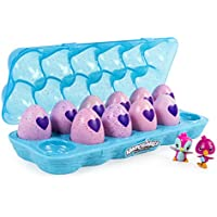 HATCHIMALS CollEGGtibles Season 2 - 12-Pack Egg Rosa