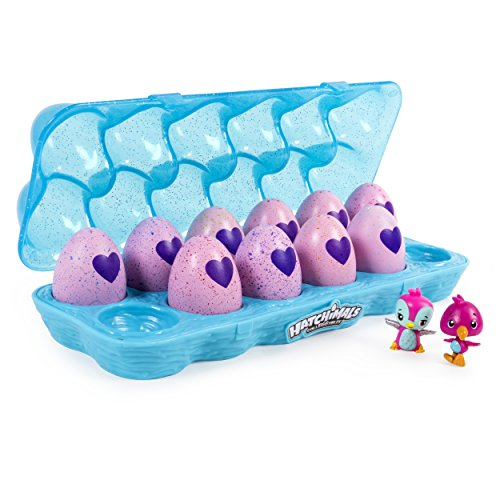 Hatchimals CollEGGtibles Season 2 – 12-Pack Egg Carton by Spin Master