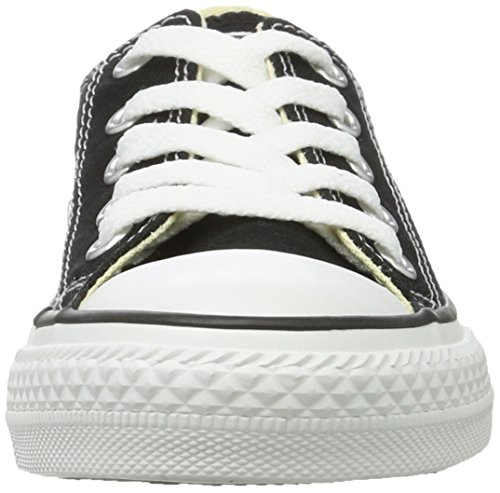 Converse Chuck Taylor All Star Junior Seasonal Ox 15762 Unisex - Kinder Sneaker Nero (Black)
