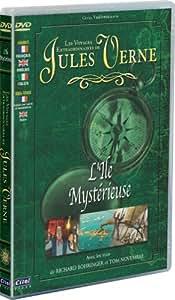 Les Voyages extraordinaires de Jules Verne : L'Ile Mystérieuse / Cesar Cascabel (Dessin animé)