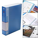 #6: A4 Display Presentation Book with Cover - 100 Pockets / 200 Pages Capacity