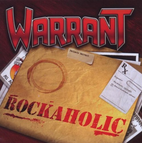 Warrant: Rockaholic (Audio CD)