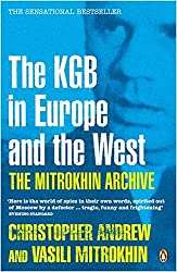 Mitrokhin Archive: The Kgb In Europe And The West (Penguin Press History) by Christopher Andrew (2006-08-29)