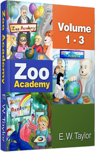 Dr. Penelope & Einsteins Global Warning - Volume 2 (Zoo Academy - English)