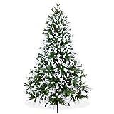 Künstlicher Weihnachtsbaum 210cm in Premium Spritzguss Qualität