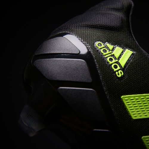 Adidas Nitrocharge 1.0 TRX FG Black F32768 Schwarz (Black/Solar Slime/Solar Slime)