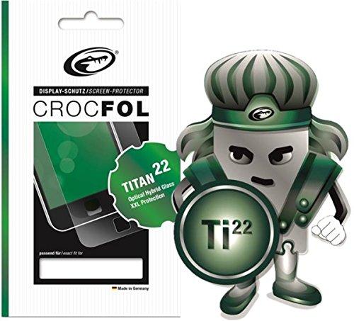 Preisvergleich Produktbild CROCFOL Titan Hybrid Glass für Apple iPhone 7 Plus