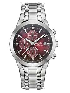 s.Oliver Herren-Armbanduhr Casual XL Chronograph Quarz Edelstahl SO-2505-MC