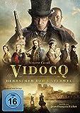 DVD Cover 'Vidocq - Herrscher der Unterwelt