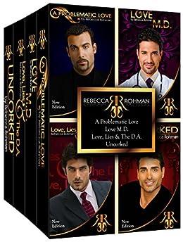 Rebecca Rohman Box Set: A Problematic Love, Love M.D., Love, Lies & The D.A. & Uncorked (English Edition) di [Rohman, Rebecca]
