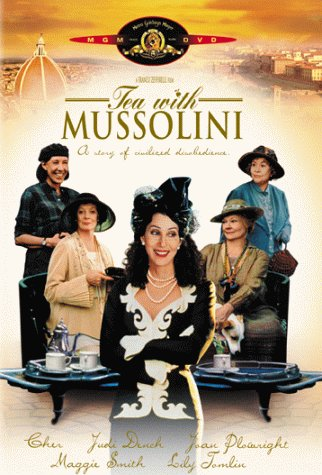 Tea With Mussolini [DVD] [1999] [Region 1] [US Import] [NTSC]