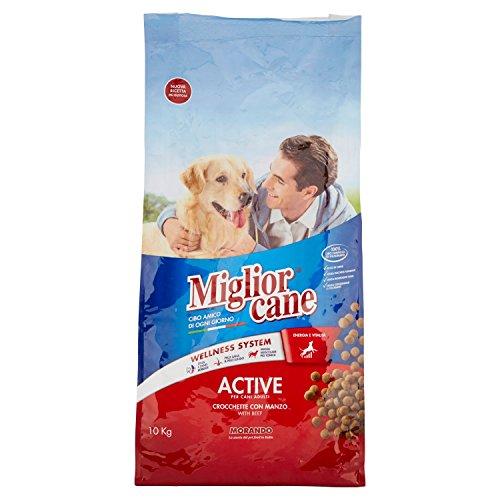 Miglior Cane Mejor Perro–Pienso, con Manzo–10000g
