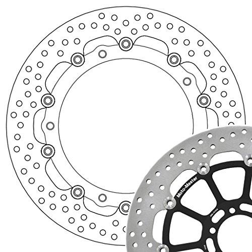 Preisvergleich Produktbild Bremsscheibe Halo vo schwimmend mit ABE BMW R 1150 RS ABS R22 01-05