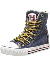 Levi's Jungen Original Nba Hi Hohe Sneaker