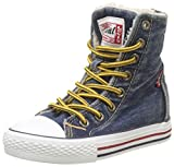 Levi's Boys' Original Nba Hi-Top Trainers