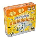 Science4you-Metal Metal Building Helicóptero Juguete Científico y Educativo Stem para Niños +8 Años (480572)