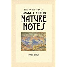 Best of Grand Canyon Nature Notes 1926-1935