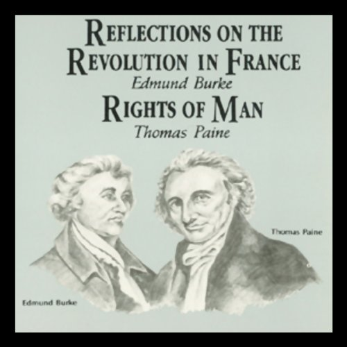 Reflections on the Revolution in France & Rights of Man  Audiolibri