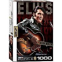 """Eurographics """"Elvis Portrait"""" Puzzle (1000-Piece, Multi-Colour)"""