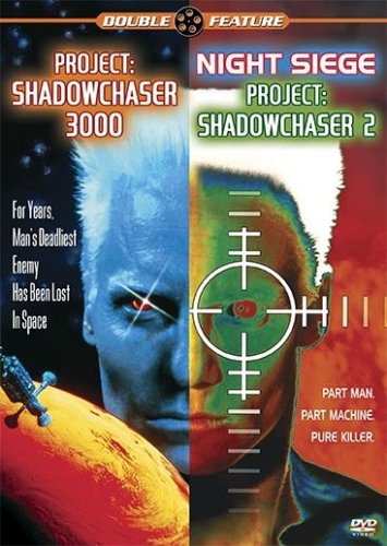 Bild von Project: Shadowchaser 3000 / Night Siege - Project: Shadowchaser 2 (Double Feature)
