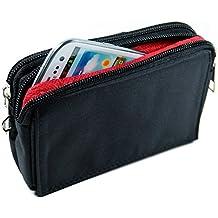 andyhandyshop Horizontal Funda cinturón Funda Cartera para smartphone Cubot Zorro 001