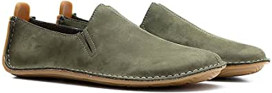 VIVOBAREFOOT Ababa, Mens Casual Slip On, with Barefoot Sole
