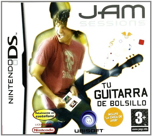 Jam Sessions [Spanisch Import] (Nintendo Juegos Ds De)