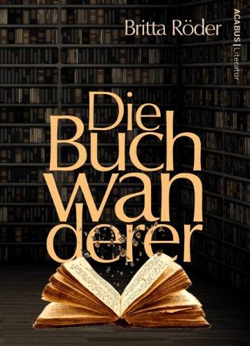 Buchseite und Rezensionen zu 'Die Buchwanderer' von Britta Röder