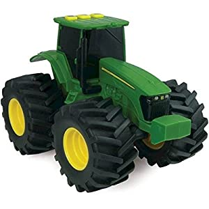 Tomy 30692934 John Deere Monster Tread - Tractor, Multicolor