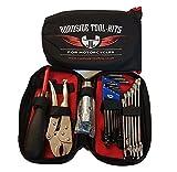 Werkzeugsatz für Motorrad, EKTK-M50SP Metrisches Werkzeug-Set
